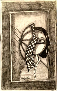 """""""The Scarf #2"""" by John Andro Avendaño"""