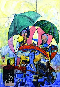 """The Umbrella"" by John Andro Avendaño"